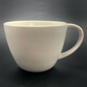 Starbucks Coffee Co.  White Mug 12 fl oz